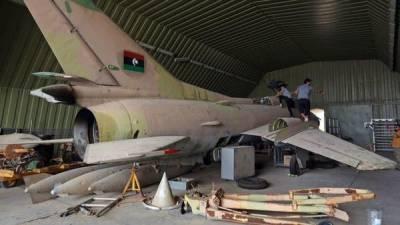 ترکی کا لیبیا کے الوطیہ فوجی اڈے پر دفاعی نظام کی تباہی کا اعتراف
