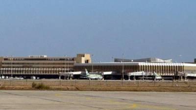 عراق حکام کی بغداد کے ہوائی اڈے پر کیٹوشیا راکٹ گرنے کی تردید