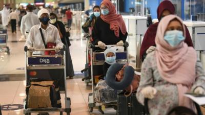 سعودی عرب میں پروازوں کی بحالی کے بعد ساڑھے سات لاکھ افراد کی ہوائی اڈوں سے آمد و رفت