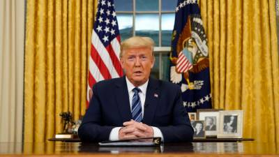 امریکی صدر ڈونلڈ ٹرمپ کی نیو ہیمپشائر ریلی کورونا وائرس سے بچاﺅ کی حفاظتی تدابیر کے ساتھ 11 جولائی کو ہو گی