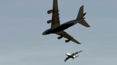 امریکہ، 2ہوائی جہاز آپس میں ٹکرا نےسے کم از کم 2افراد ہلاک