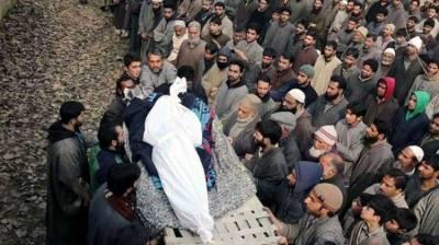 پلوامہ میں بھارتی فوج کی ریاستی دہشت گردی کی تازہ کارروائی میں کشمیری نوجوان شہید
