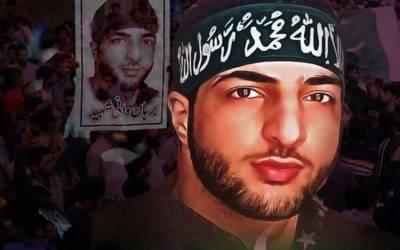مقبوضہ کشمیر: حریت کمانڈر برہان وانی کی شہادت کو 4 برس بیت گئے