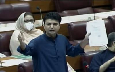 عزیر بلوچ نے آصف زرداری کیلئے 14 شوگر ملوں پر قبضے کئے: مراد سعید