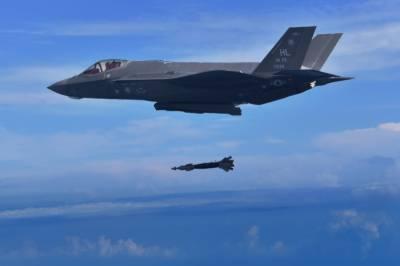 امریکی دفاعی سلامتی تعاون ایجنسی نے ایف 35 بی لڑاکا طیارے جاپان کو فروخت کرنے کی منظوری دےدی