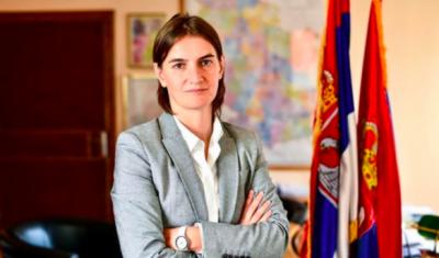 سربیا کی وزیراعظم کا اختتام ہفتہ پر کرفیو نہ لگانے کا اعلان