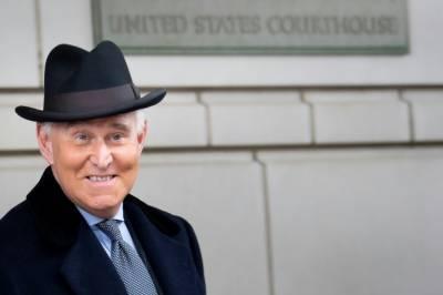ٹرمپ نے اپنے دیرینہ ساتھی اورسابق مشیر راجر اسٹون کی 40 ماہ قید کی سزا ختم کر دی