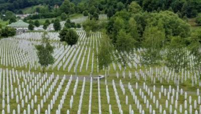 بوسنیا کے مقتولین کی شناخت اور تدفین 25 سال بعد بھی جاری