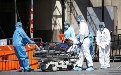 دنیا میں کورونا وائرس سے5لاکھ67ہزار649اموات