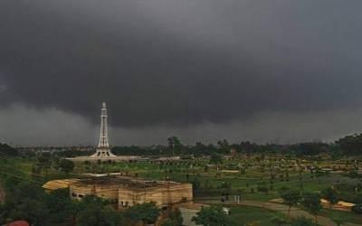 ملک کے بیشتر حصوں میں آج بارش کا امکان:محکمہ موسمیات