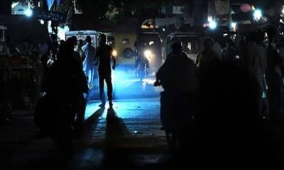 کے الیکٹرک نے گورنر سندھ کے بیان کو اہمیت نہ دی، مختلف علاقوں کی بجلی معطل کر دی