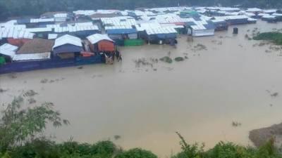 بنگلہ دیش میں سیلاب سے 13لاکھ سے زائد افراد متاثر