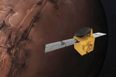 امارت کا مریخ پر آج رات روانہ ہونیوالا پہلا غیر انسانی مشن ملتوی