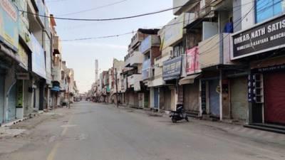 پنجاب میں 15 روز کا مزید لاک ڈاؤن: 30 جولائی تک توسیع کر دی گئی، نوٹیفیکیشن جاری