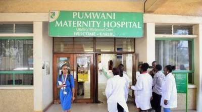 کینیا کے سب سے بڑے میٹرنٹی ہسپتال کے 41 کارکنوں کو کورونا وائرس ہو گیا