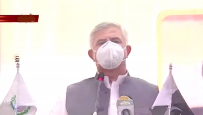 پیپلزپارٹی نے سندھ کا بیڑہ غرق کر دیا، جتنے یہ چور ڈاکو ہیں کوئی بھی نہیں,محمود خان