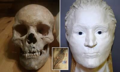 ٹیکنالوجی نے5 سو سال پرانی کھونپڑی سے چہرہ بنا ڈالا