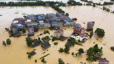 اٹلی اور چین میں طوفانی بارشوں سے تباہ کاریاں، 141 افراد ہلاک