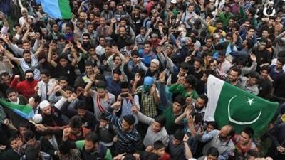 کنٹرول لائن کےدونوں جانب اوردنیا بھرمیں مقیم کشمیری اتوارکو یوم الحاق پاکستان منائیں گے
