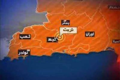 تربت بازار میں بم دھماکا، 8 افراد زخمی