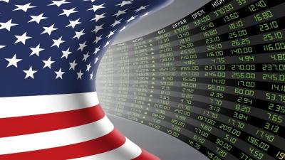 امریکی و یورپی سٹاک مارکیٹس اضافے پر بند