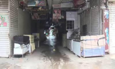 پنجاب میں آج رات سے لاک ڈاؤن، 9روز مارکیٹیں بند رکھنے کا فیصلہ