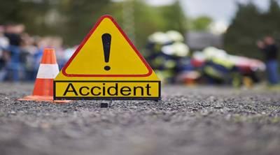 فرانس،سڑک حادثے میں چار بچے ہلاک