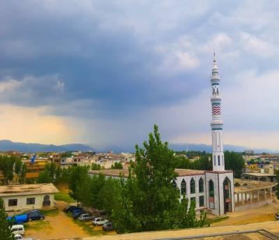 اسلام آباد، بالائی خیبرپختونخوا ور بالائی پنجاب میں آج گرج چمک کے ساتھ بارش کا امکان:محکمہ موسمیات