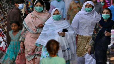 سیاسی رہنماؤں کی قوم سے عید پر کورونا سے بچاؤ کیلئے ضابطہ کار پرعملدرآمد کی اپیل