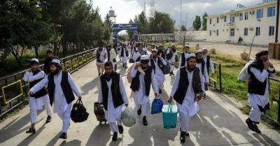افغانستان میں جنگ بندی برقرار، سینکڑوں طالبان قیدی رہا