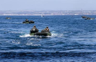 جنوبی کیلی فورنیا کے قریب سمندری حادثے میں لاپتا ہونے والے امریکی میرینز کی تلاش ترک کر دی گئی