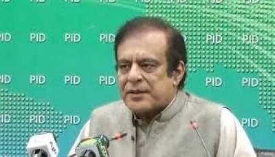 سندھ حکومت روش بدلےوگرنہ گورنر راج کی بات کرنا پڑے گی : وفاقی وزیر اطلاعات شبلی فراز