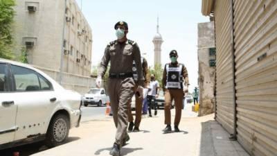 سعودی عرب: کرونا ایس او پیز کی خلاف ورزی پر جرمانے