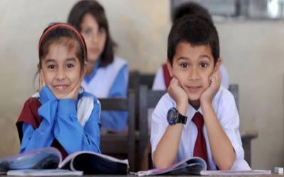 پنجاب میں سکولز کھولنے سے متعلق ایس او پیز تیار