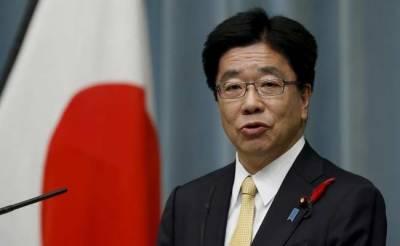 ہنگامی حالت کا نفاذ ممکن ہے، جاپانی وزیر صحت