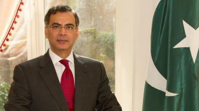 ہالینڈ کے سابق سفیر پاکستان معظم خان برطانیہ کے لیے ہائی کمشنر نامزد ہو گے