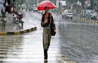 مون سون کاچوتھاسپیل آج سندھ میں داخل ہونے کاامکان ،اربن فلڈنگ کا خدشہ: محکمہ موسمیات