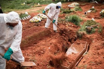 کورونا وائرس سے دنیا بھر میں ہلاکتیں سات لاکھ سات ہزار سے متجاوز