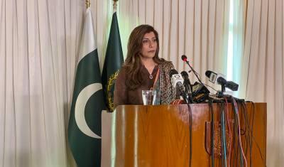 کشمیر سے متعلق پاکستانی موقف میں کوئی تبدیلی نہیں آئی: ترجمان دفتر خارجہ