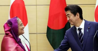 جاپان کورونا وائرس سے نمٹنے کے لئے بنگلہ دیش کو 33کروڑ ڈالرقرضہ دے گا