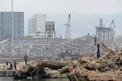 بیروت دھماکوں کے سلسلے میں 16 مشتبہ افراد گرفتار