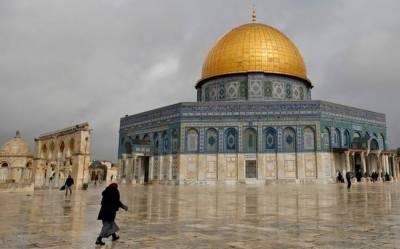 مسجد اقصی کے محافظ کے مسجد میں داخلے پر چار ماہ کی پابندی عائد