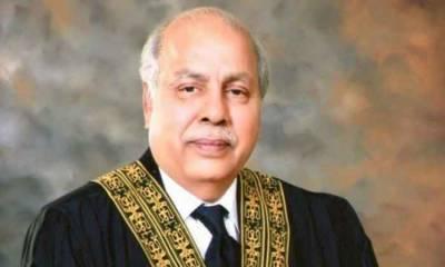 سندھ میں قانون نام کی کوئی چیز نہیں:چیف جسٹس