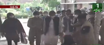 وزیر اعظم عمران خان ضلع خیبر پہنچ گئے