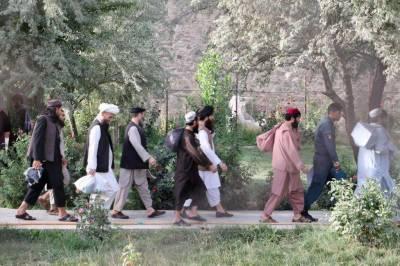 افغان حکومت نے 400 میں سے 80 طالبان قیدیوں و رہا کر دیا