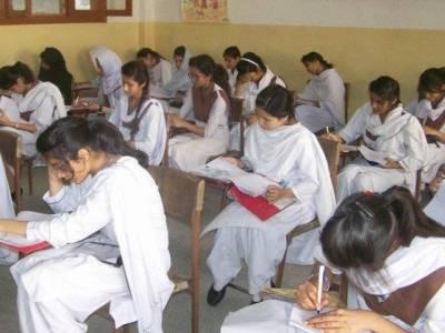 سندھ کے 8 لاکھ طلبہ اگلی کلاسوں میں پرموٹ
