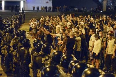 بیلاروس میں عوامی مظاہرے جاری