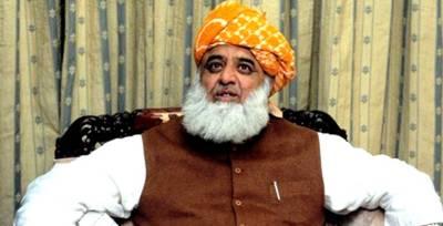 مارچ کا وعدہ وفا نہ ہوا ،مارچ نکل گیا اب ملین مارچ ہی رہ گیا ہے :مولانا فضل الرحمان