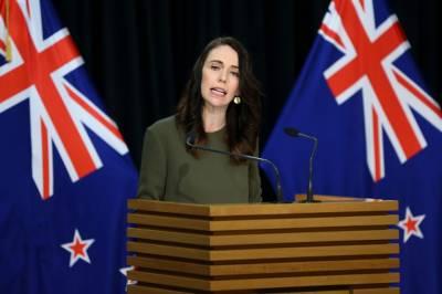 نیوزی لینڈ کی وزیراعظم کی عام انتخابات 17 اکتوبر کو منعقد کرانے کی تصدیق