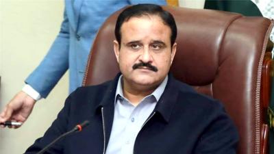 وزیر اعلیٰ عثمان بزدارنے لاہور چیمبر آف کامرس اینڈ انڈسٹری میں ون ونڈو سمارٹ سروس سینٹرکا افتتاح کردیا،سینٹر کا دورہ